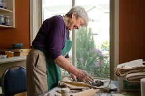 photo gallery - art for seniors