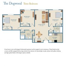 Floor Plans Three Bedroom