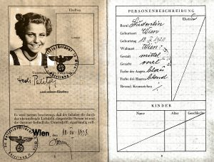 Hedi Pope passport